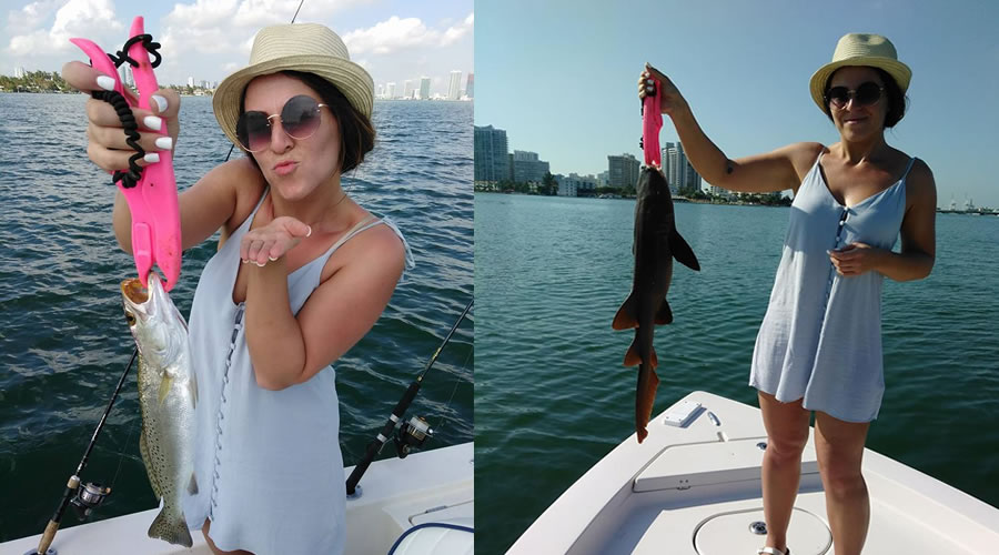 Biscayne bay fishing charter inshore fishing miami beach for Biscayne bay fishing