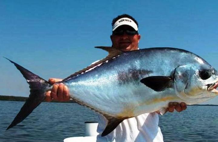 Miami Permit Fishing