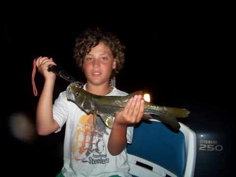 Snaring a Snook