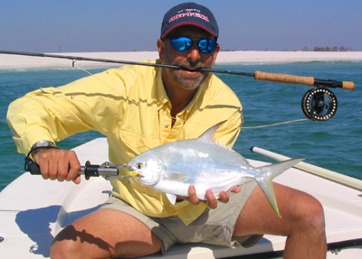 pompano caught in the florida keys